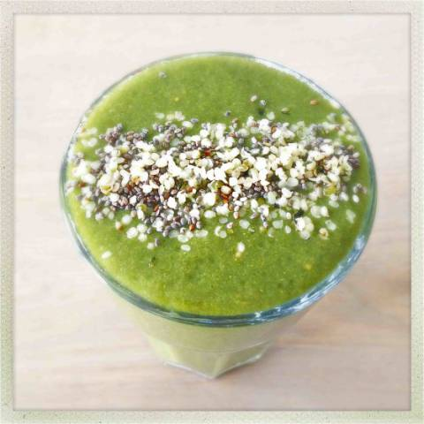 Groene Superfood Detox Smoothie