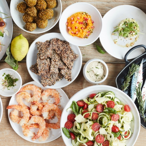Mediterranean Keto: boost your fat-burning metabolism