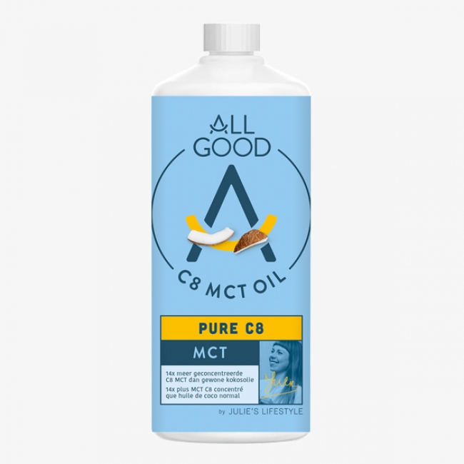 ALL GOOD MCT oil