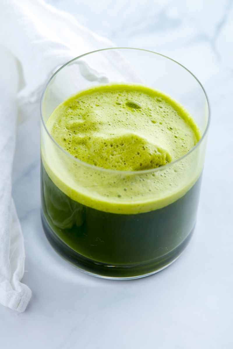 green detox juice for weight loss recipes