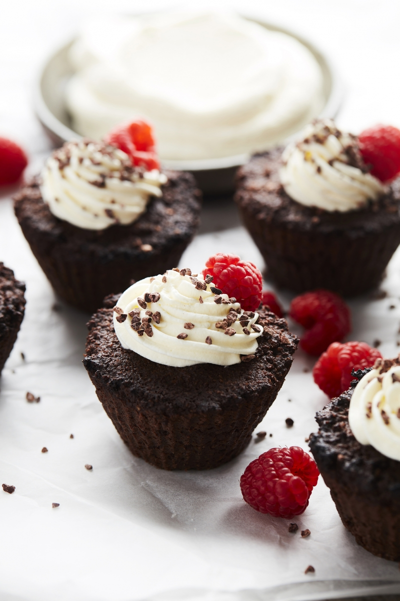 The Best Keto Chocolate Cupcakes | Sugar Free, Gluten Free, Low Carb (Philips Airfryer XXL)