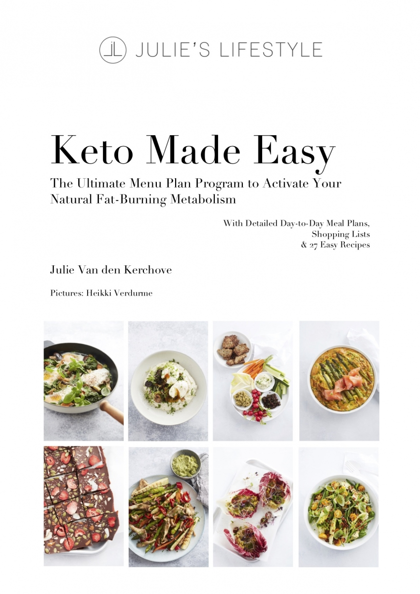 Keto Made Easy eBook