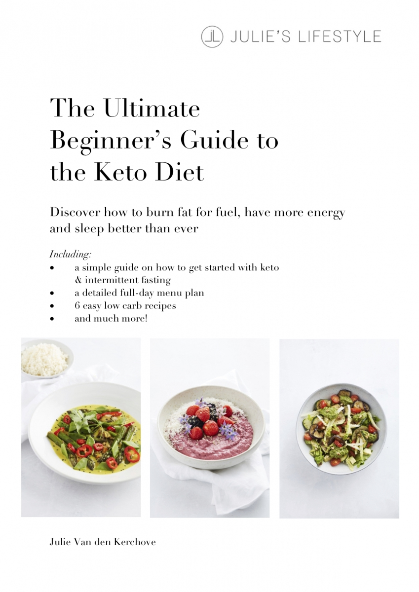 The Ultimate Beginner's Guide to the Keto Diet - Free Recipe eBook