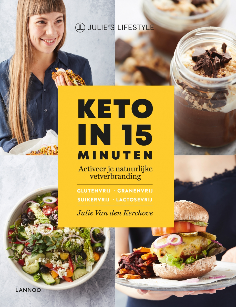 My new low carb cookbook Keto in 15 Minuten