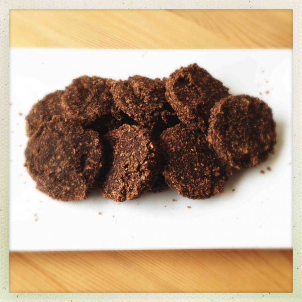 Nut Free Chocolate Chia Cookies