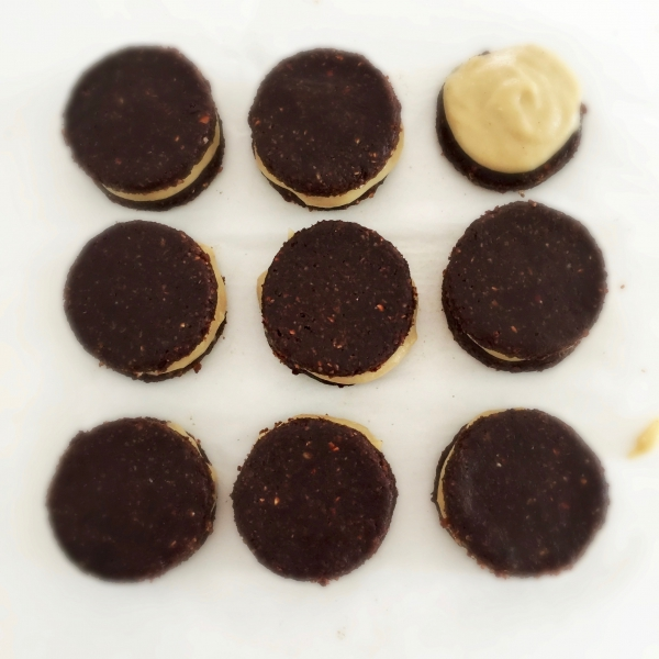 Healthy Back-to-school snack: No-Bake Oreo Cookies
