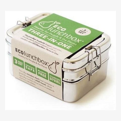Eco Lunchbox - 3 in 1
