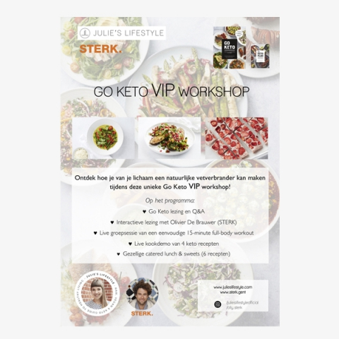 Go Keto VIP Workshop