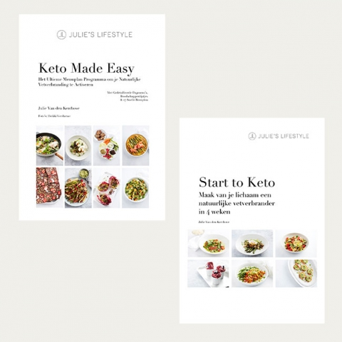 Keto Made Easy eBook Pakket