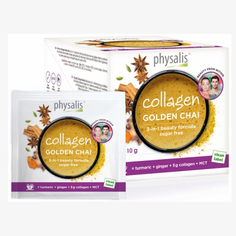 Collagen Golden Chai