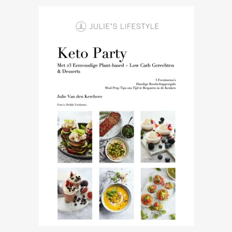 KETO Party eBook