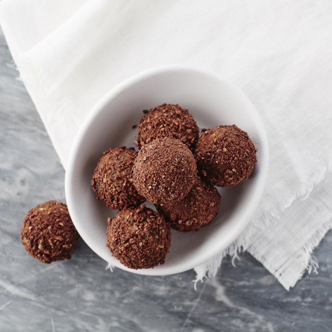 Cacao Nib Superfood Truffels
