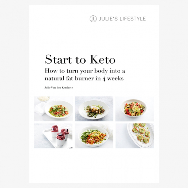 Start to Keto eBook