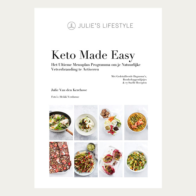 Keto Made Easy Meal Plan eBook