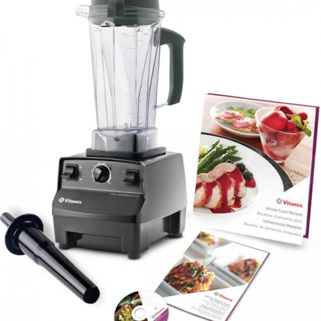 VITAMIX BLENDER TNC 5200 – zwart